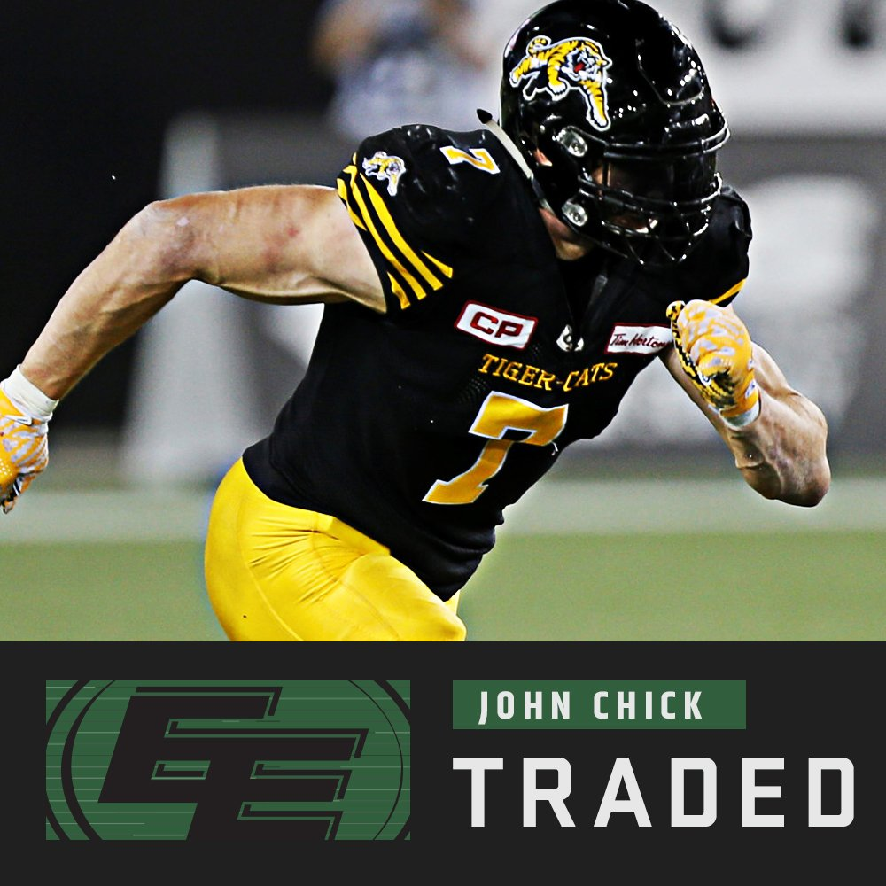 🚨TRADE ALERT!🚨  @johnchick97 is off to the West Division!  Details ➡️h...