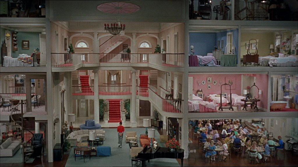 Jerry Lewis, RIP. The set design on The Ladies Man is one of my favourite things in all of cinema. https://t.co/wpr9V8YerE