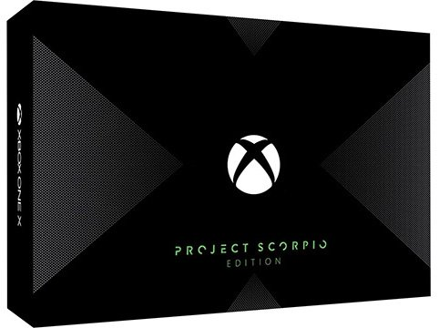 Get your #XboxOneX Project Scorpio Edition RIGHT NOW!  Here is every l...