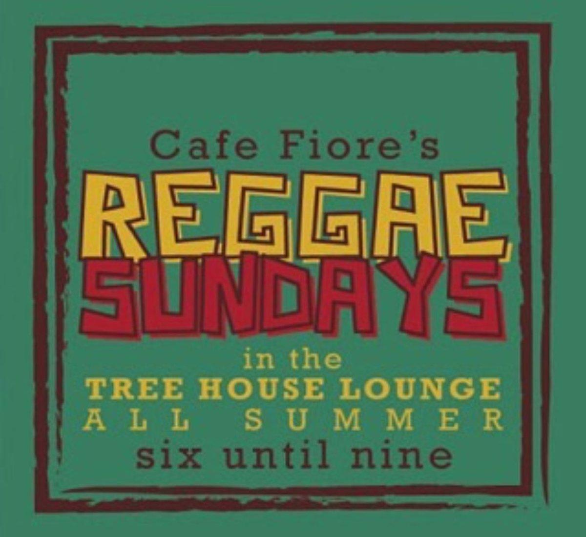 Cafe Fiore Ventura On Twitter Reggae Sunday Tonight From 6 9pm