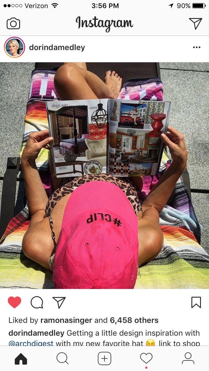 We NEED this hat!!! cc @The_RHLP @The_RHHG @Shupette @emmenlex @atleve  #CLIP <br>http://pic.twitter.com/j561hIos6E