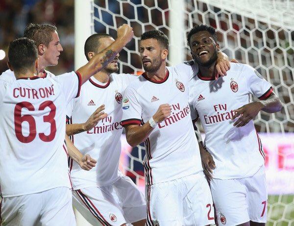 Video: Crotone vs AC Milan