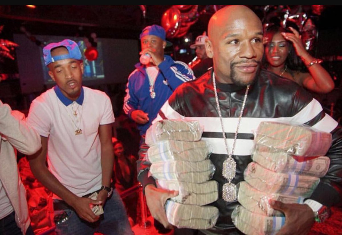 Image result for rich money in the club