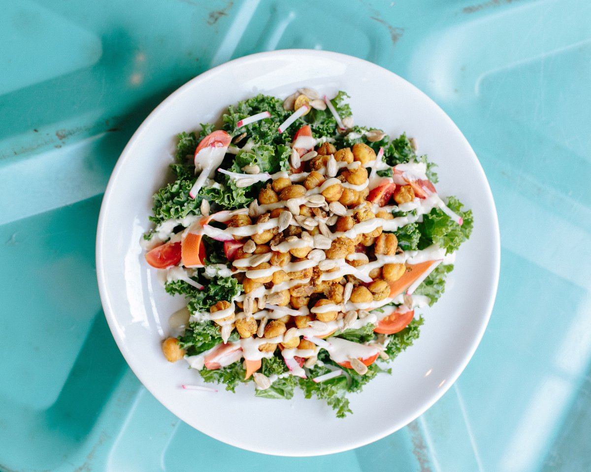 Blueprint coffee on twitter new to the menu kale chickpea blueprint coffee on twitter new to the menu kale chickpea salad w lemon tahini dressing radish pickled carrot and tomato malvernweather Choice Image