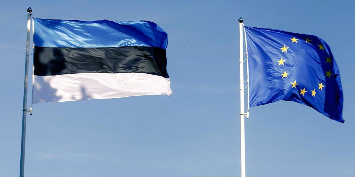 Wishing Estonia a happy 26th anniversary of the restoration of independence. A fine and leading European Union nation @estembassyuk