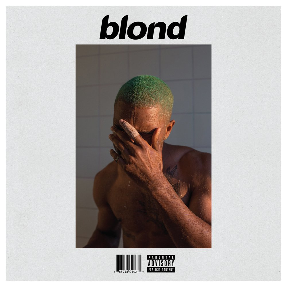 1-year ago today, #FrankOcean released his album, &quot;Blonde.&quot;  What&#39;s your favorite track off of #Blonde? <br>http://pic.twitter.com/PxtYffhwLn