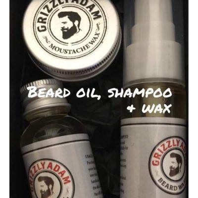 Review of Grizzly Adam Beard Care products  https:// buff.ly/2x1kyOu  &nbsp;   #beard #bearded #beardy #beardedlife @grizzlyadamuk<br>http://pic.twitter.com/NfSBzx0vD0