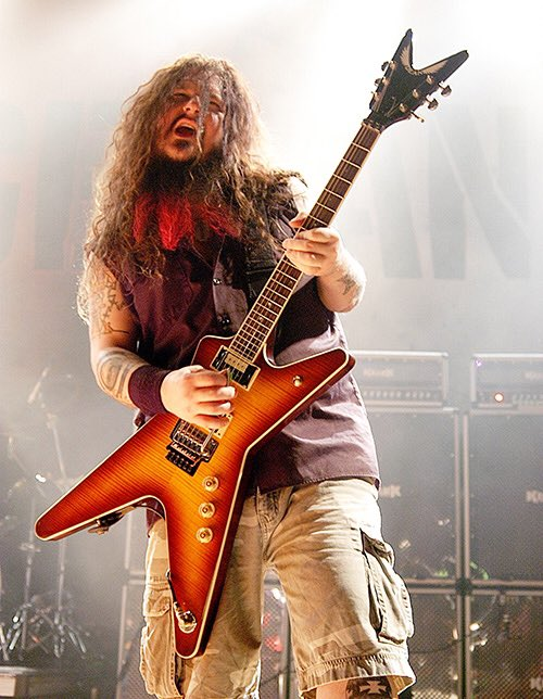 Happy Birthday to the legendary, @DimebagDarrell