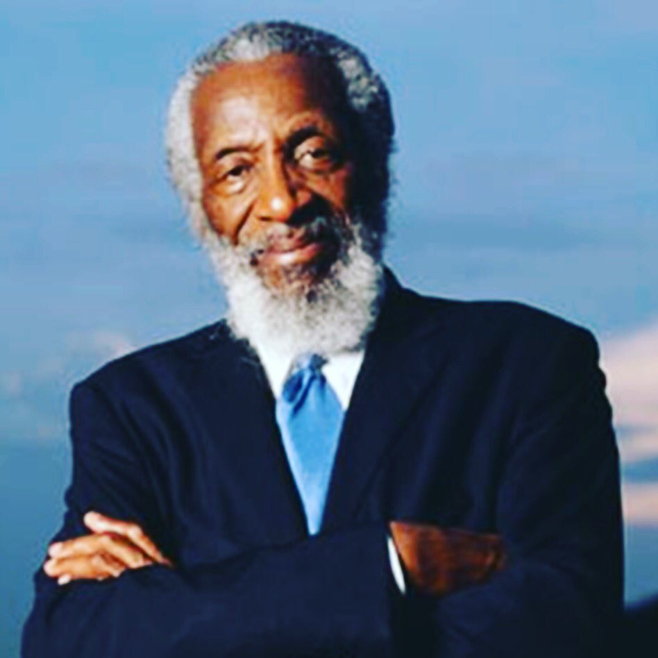 Dick Gregory REST IN POWER!!!!I will not allow your labor to be in vain.  #RIP  #champion #father #teacher #ancestor #truth #power<br>http://pic.twitter.com/FBPQiW1Gm5
