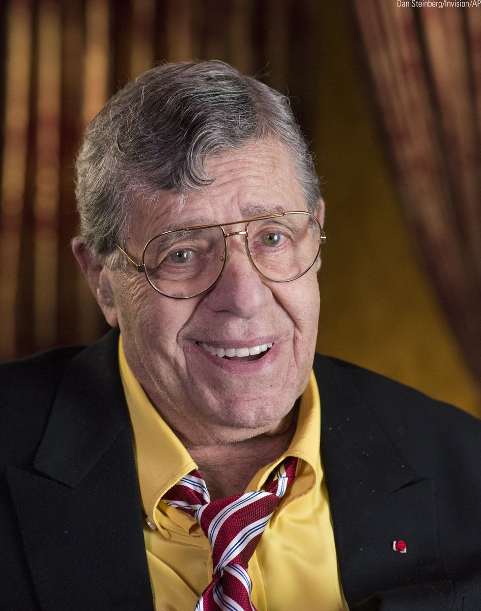 BREAKING NEWS: Comedy legend Jerry Lewis has passed away at age 91. ht...