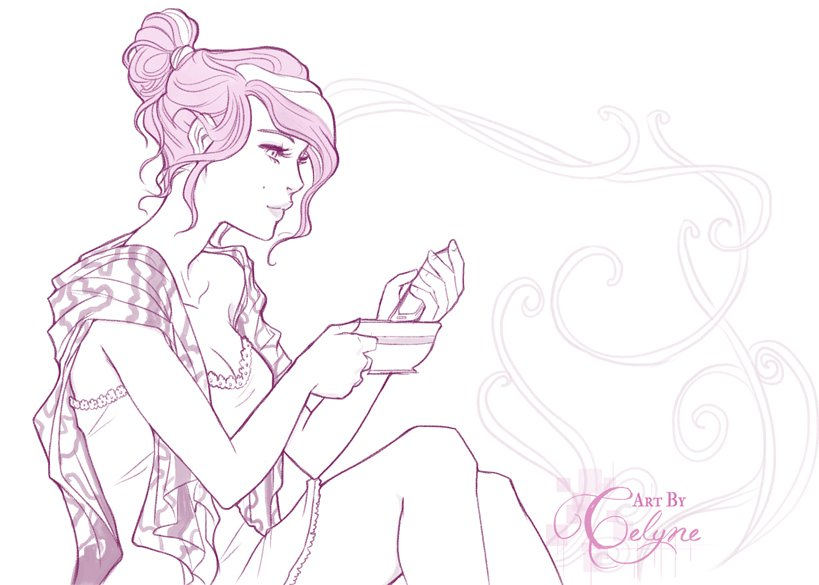 morning doodle~ guess ;)  #drawing #lineart<br>http://pic.twitter.com/1BZJGnynXP
