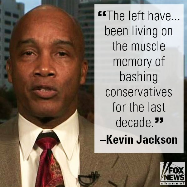 This morning, @KevinJacksonTBS responded to the Missouri state senator who said she hopes @POTUS is assassinated.