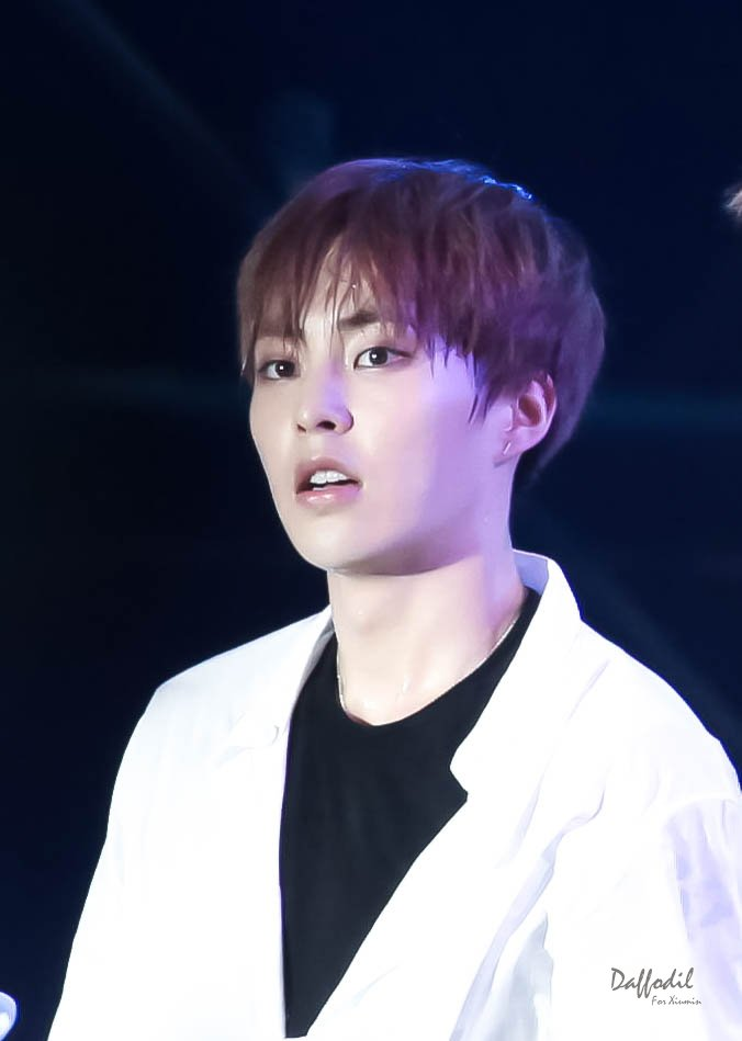 [HQ] 170506 KFM   I can't sleep because I have been thinking of you so much   #XIUMIN #EXO #김민석 #시우민<br>http://pic.twitter.com/wDfS3OrBf2