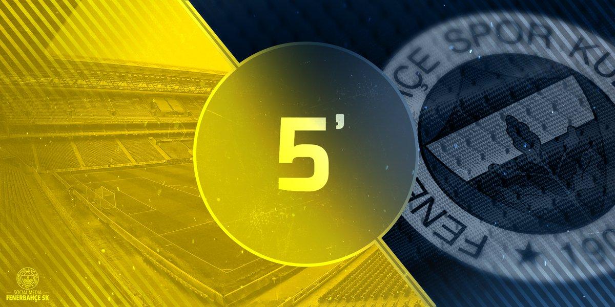 Fenerbahçe 0-1 Trabzonspor https://t.co/...