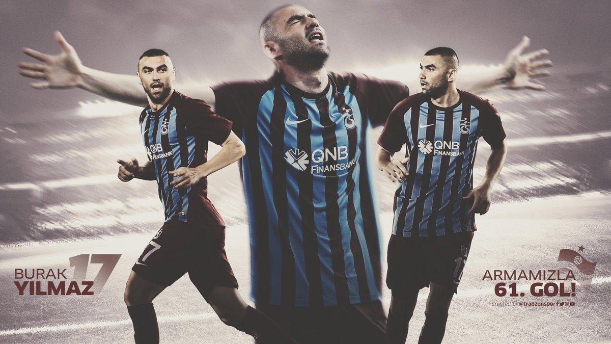 Burak Yılmaz Armamızla 61. Gol!!! 📲#TSLive @yilmazburak17 https://t.co...