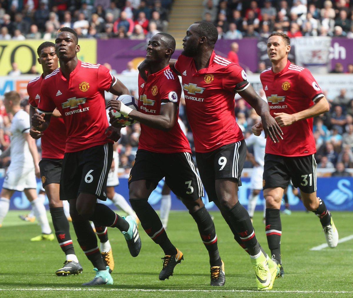 #PremierLeague  RESULTADOS DE LA J2:   #Swansea 0-4 #ManchesterUnited #Southampton 3-2 #WestHam #Bournemouth 0-2 #Watford  #20Agopic.twitter.com/gXnyZ0YmXy