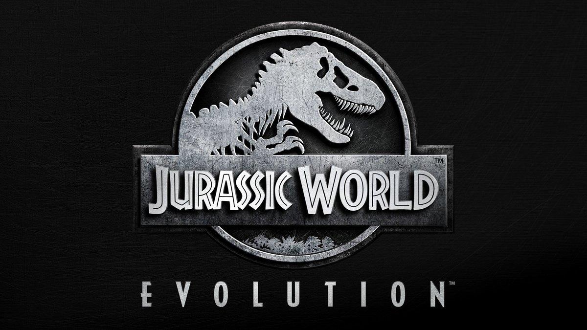 Jurassic World Evolution theme park sim announced by Planet Coaster de...