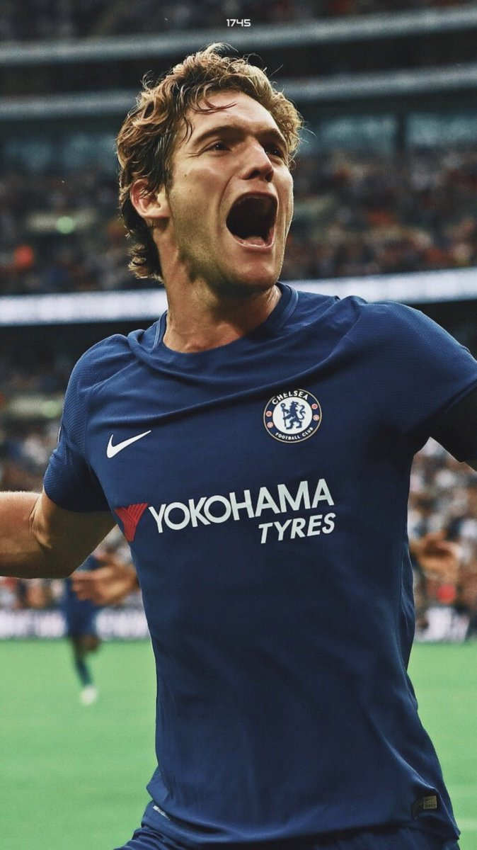 Chelsea | Marcos Alonso  [ Look Screen ] #Wallpaper <br>http://pic.twitter.com/eJkxkuGzls