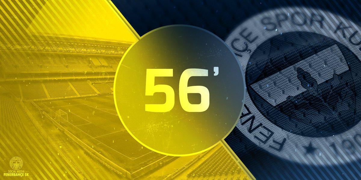 Fenerbahçe 1-2 Trabzonspor https://t.co/...