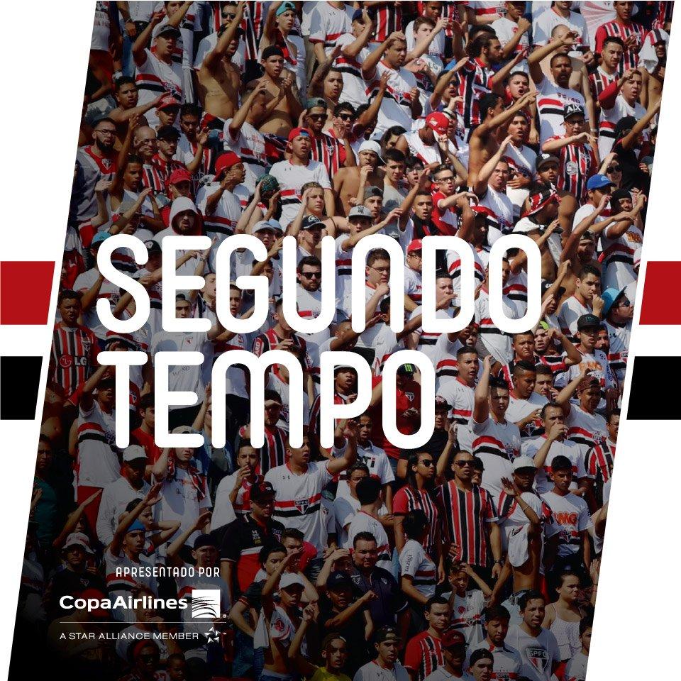 Começou o segundo tempo de Avaí x Tricolor na Ressacada, pelo Campeona...