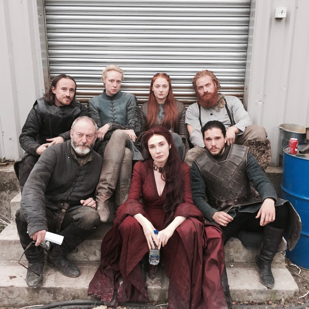 Happy days #GameOfThrones https://t.co/wW9YMMF8Ec