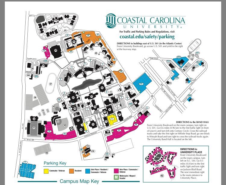 Chant411 On Twitter Before Parking Campus Tomorrow Make You 1