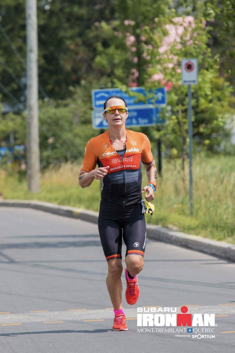 Joanna Zeiger triathlete, Ironman 70.3 World champion
