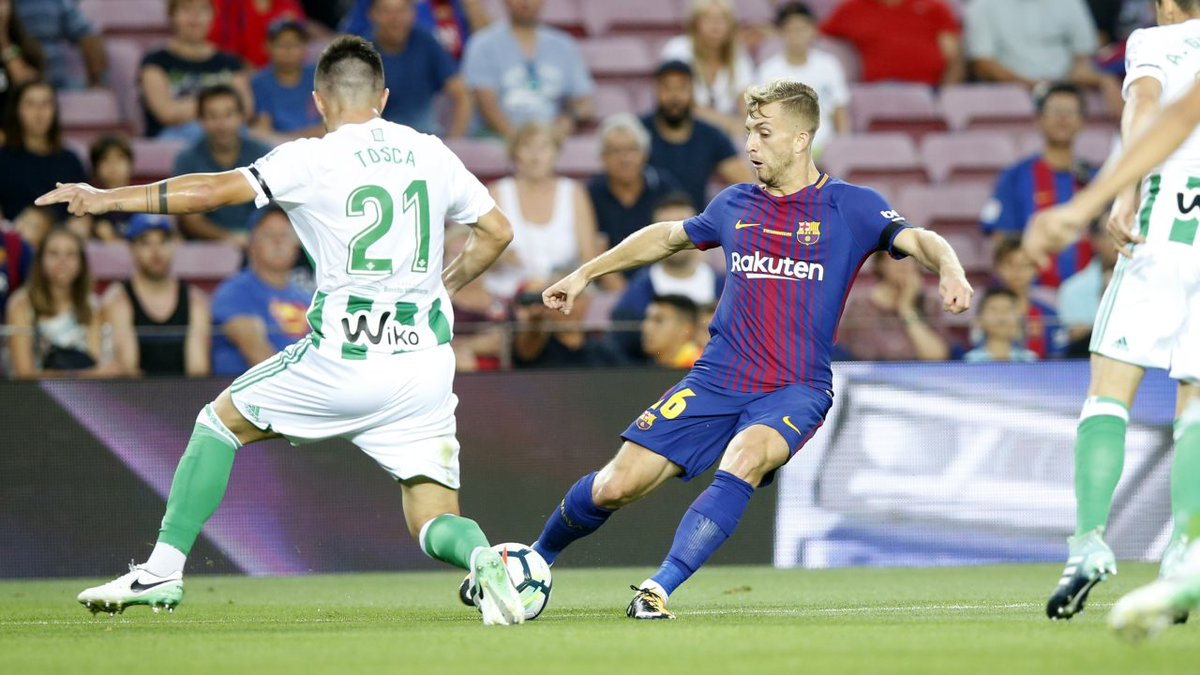 🔊 Deulofeu: 'It's always important starting the league with a win. I f...