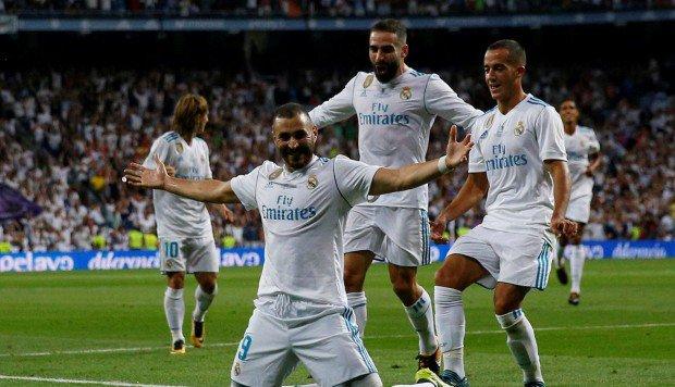 #ENVIVO @realmadrid 1-0 #DeportivoLaCoruña: Gooooooool de Gareth Bale...