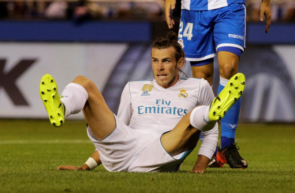 #EnVivo ⚽️ ¡GOL DEL MADRID! ¡GOL DE BALE! Deportivo 0 - Real Madrid 1...