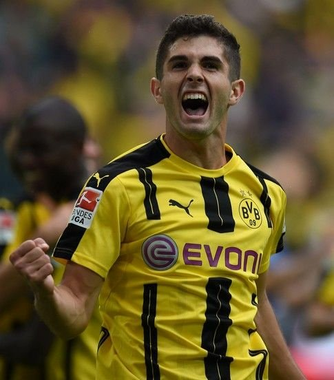 Christian Pulisic has been voted Man of the Matchday!! #wobbvb #bvb <br>http://pic.twitter.com/zlQYjAcaco