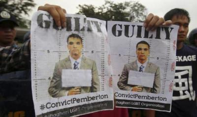 Philippine court of appeal upholds US soldier's 10-year jail sentence in transgender killing  https://t.co/hCeQHOr5k7