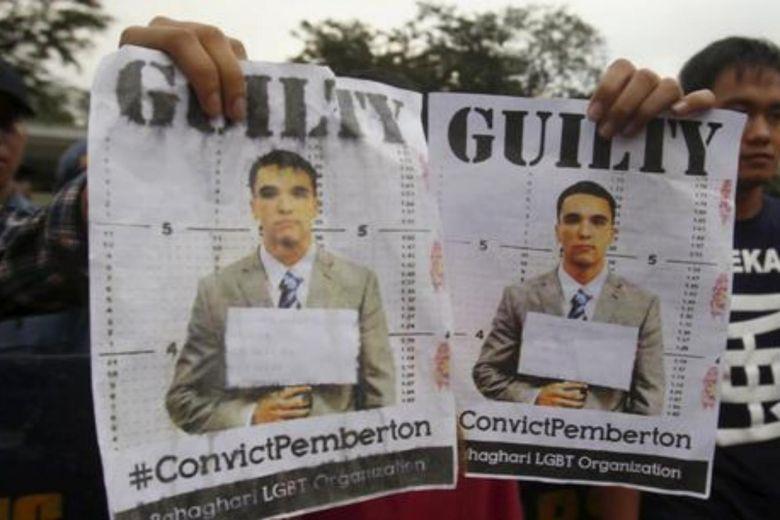 Philippine court of appeal upholds US soldier's 10-year jail sentence in transgender killing  https://t.co/ECq1gttlCe