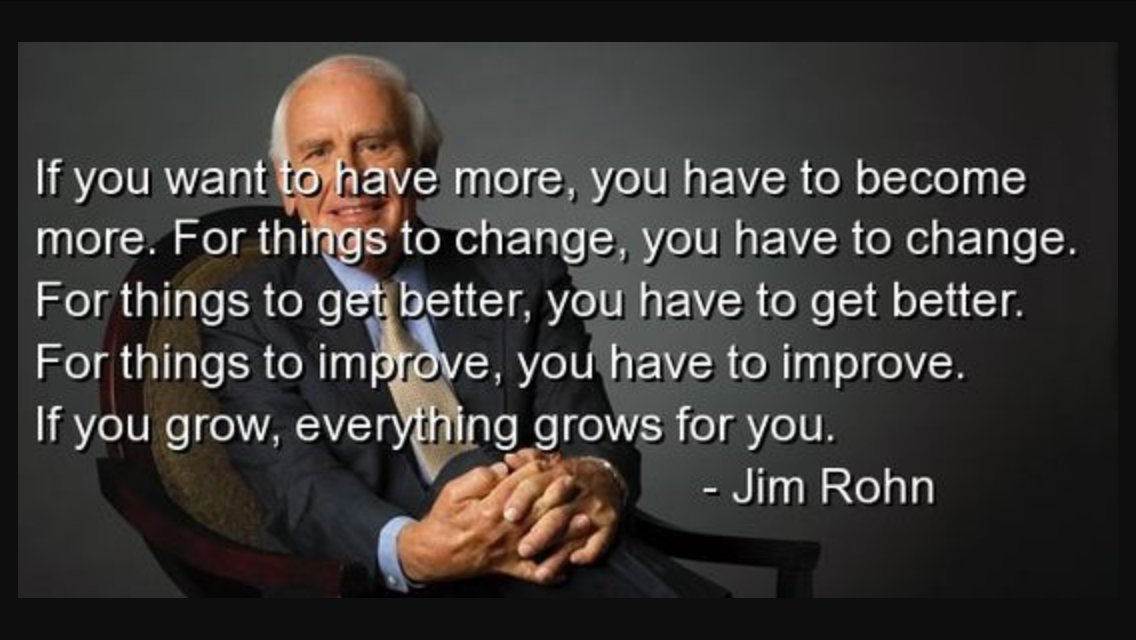 Another great #Quote from #Jim Rohn!  http:// bit.ly/1U4JBsg  &nbsp;  <br>http://pic.twitter.com/dfJc2EIFXo
