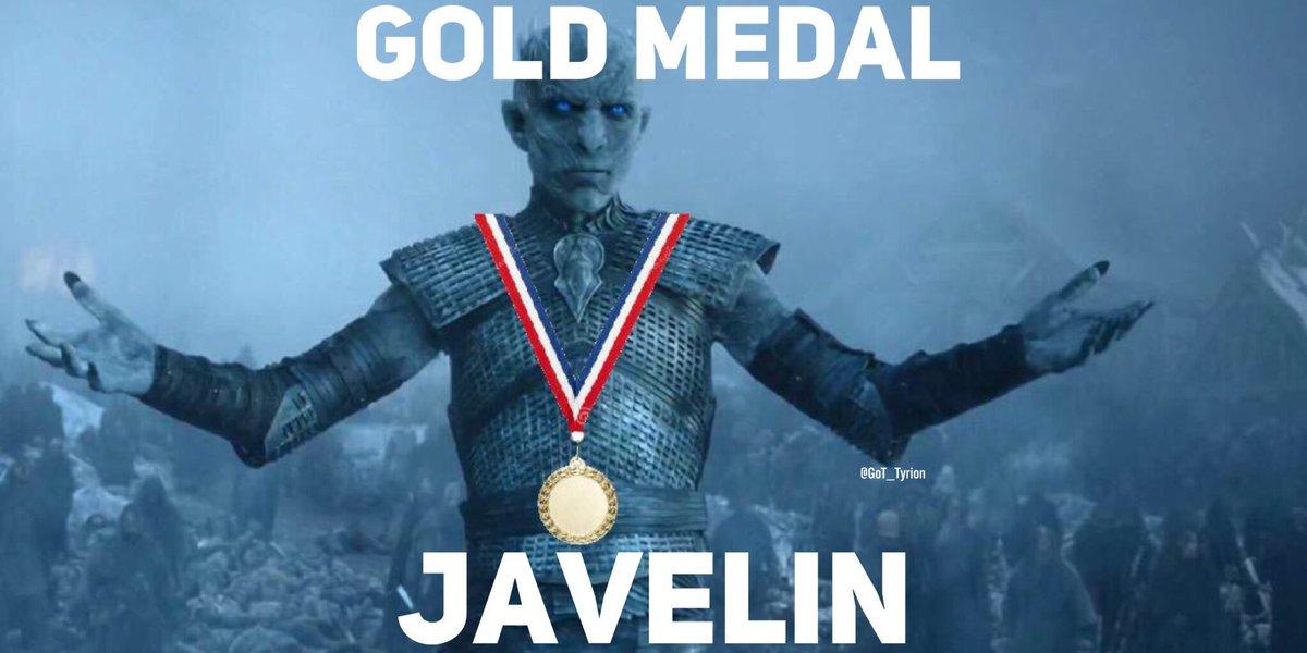Temos um campeão olímpico