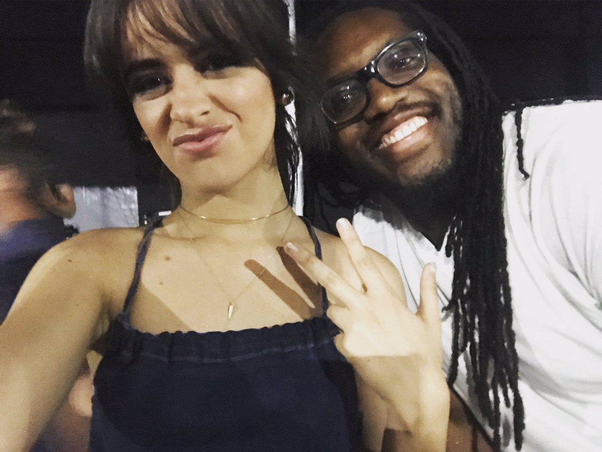 You already knew this was coming. Stuntn with @camila_cabello...forever. #camilacabello #teamcamila https://t.co/wtDD9PyPas