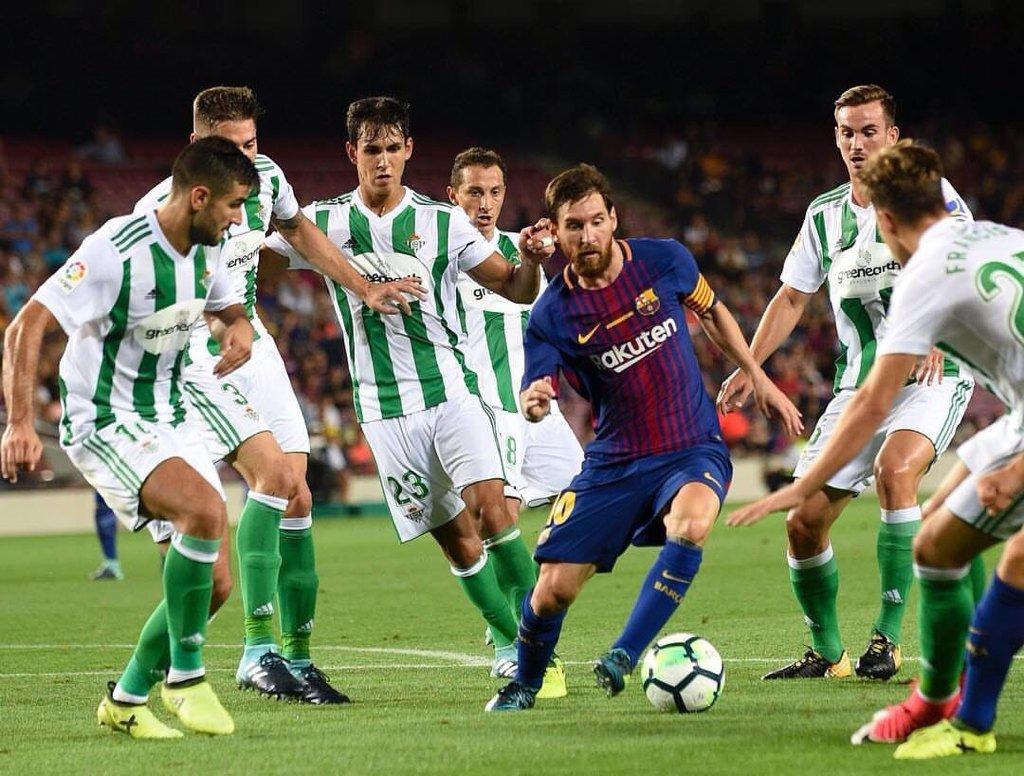 Video: Barcelona vs Real Betis