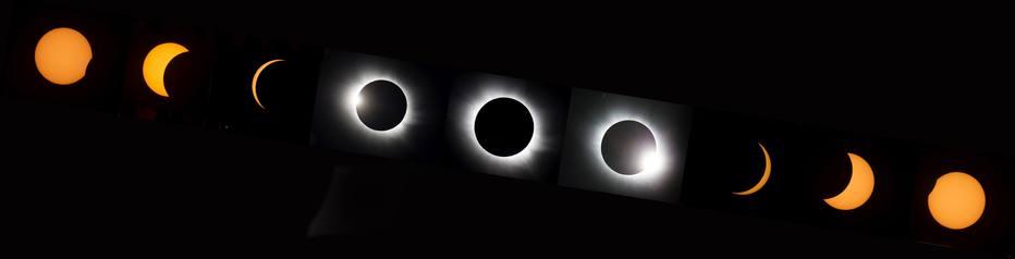 EUA se preparam para o espetáculo do eclipse solar desta segunda https://t.co/PuewgDdvTO