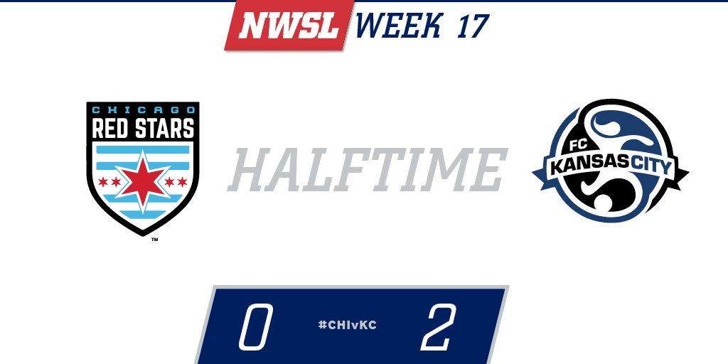 Halftime #CHIvKC https://t.co/ppYbLEtNHK