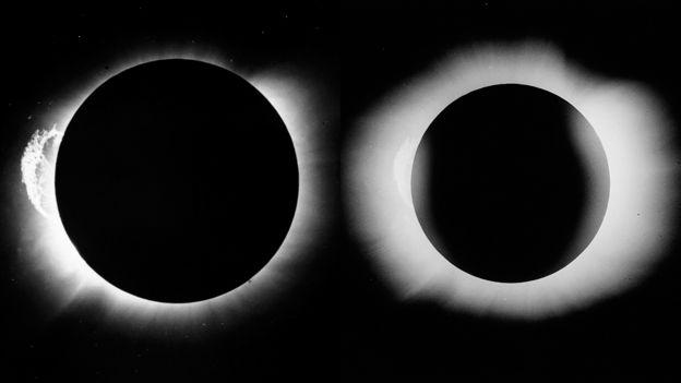 Por que um eclipse teve de confirmar a teoria da relatividade de Einstein? https://t.co/QmkINVmIZ0