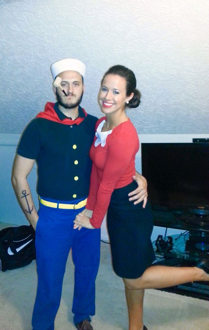 Olive oyl costume diy diy campbellandkellarteam on twitter new post diy costume for s solutioingenieria Choice Image