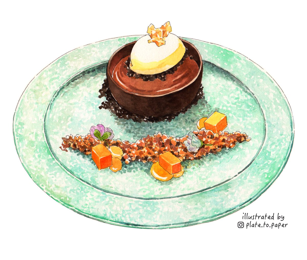 Journal entry about the competition, the dessert and reflections finally up!  http:// bit.ly/2wmMBut  &nbsp;   #thechefsforum #patisserie #chocolate<br>http://pic.twitter.com/h3Lh1Itt2l