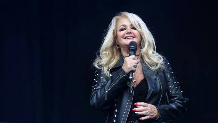 Bonnie Tyler cantará 'Total Eclipse Of The Heart' en pleno eclipse de...