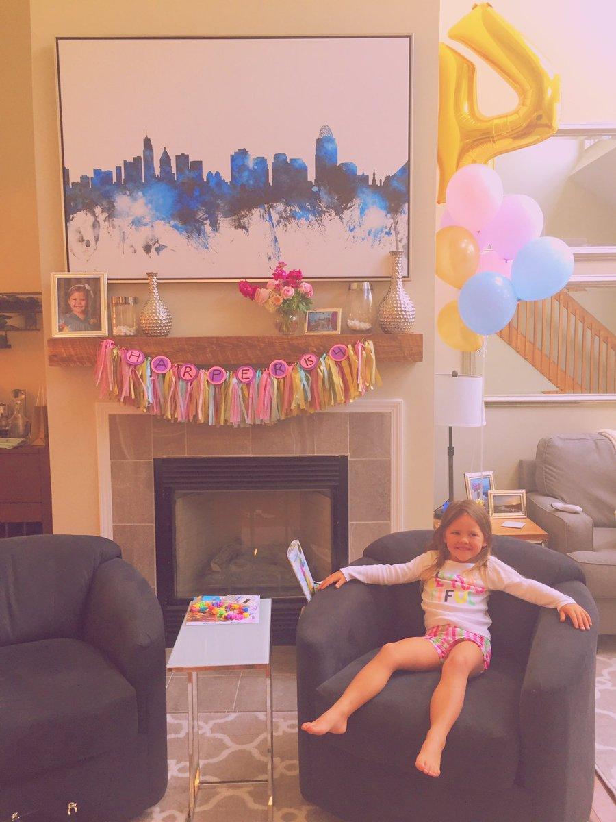 KATRINA: Shay had a party