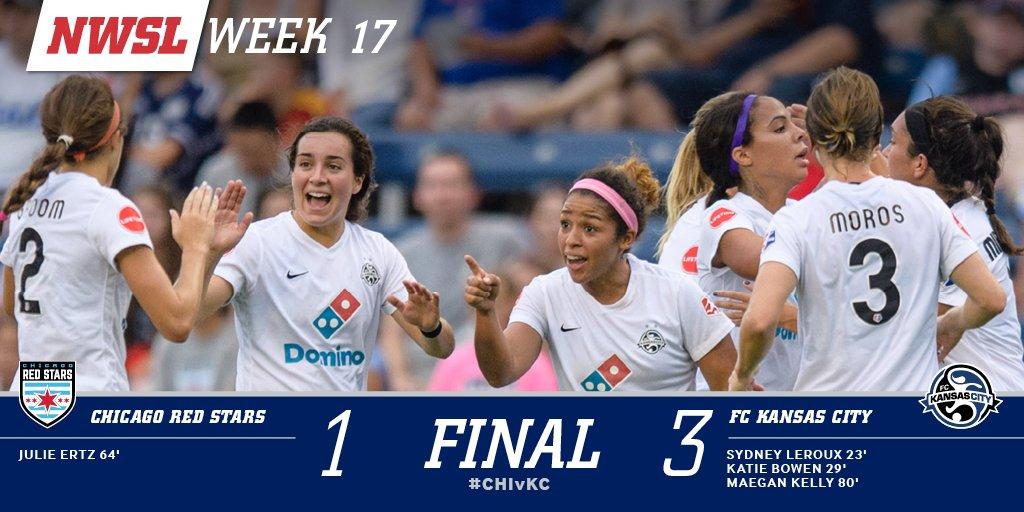 FINAL: @FCKansasCity win their third str...