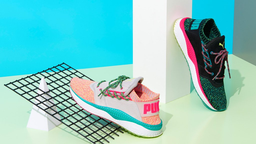 a94c5127ee3 two bold colorways one innovative kick cop the latest puma tsugi shinsei gt