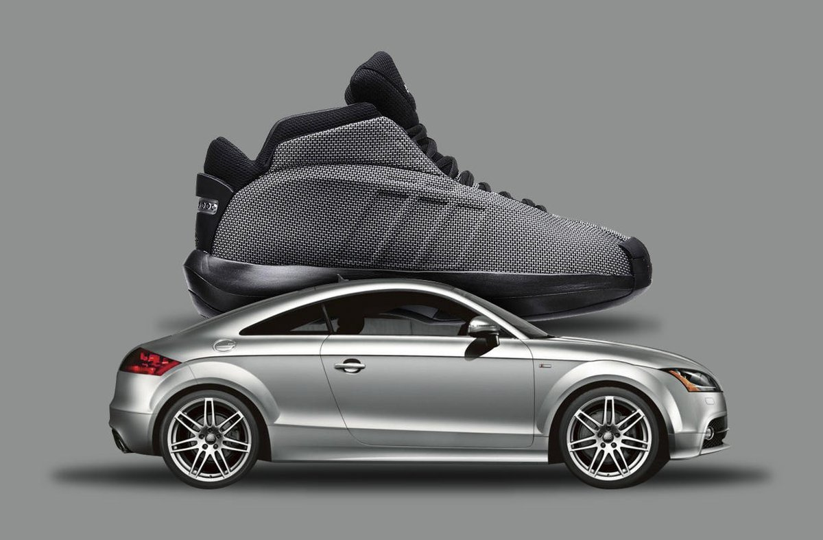 All Design Is Inspired By Something. Peep These Sneakers That Were Ins...
