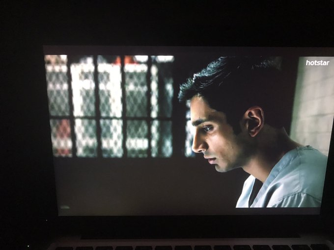 Just finished watching HBO's  #TheNightOf on #Hotstar  I am going to miss watching your face everyday @rizmc 💖 Highly recommend. https://t.co/ulGu3szvBJ