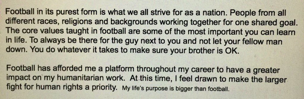 Statement from Anquan Boldin on his decision to retire: https://t.co/z...