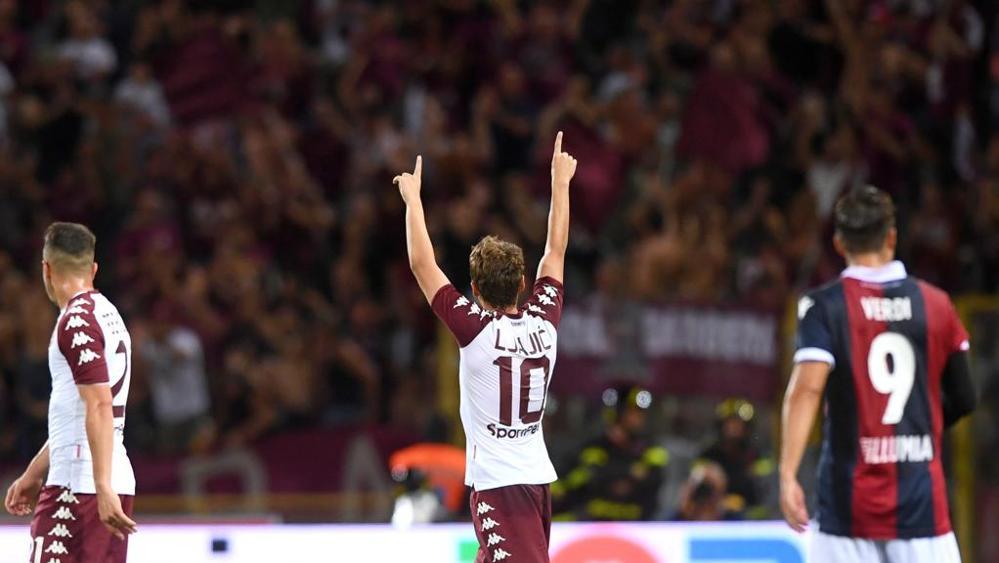 Video: Bologna vs Torino